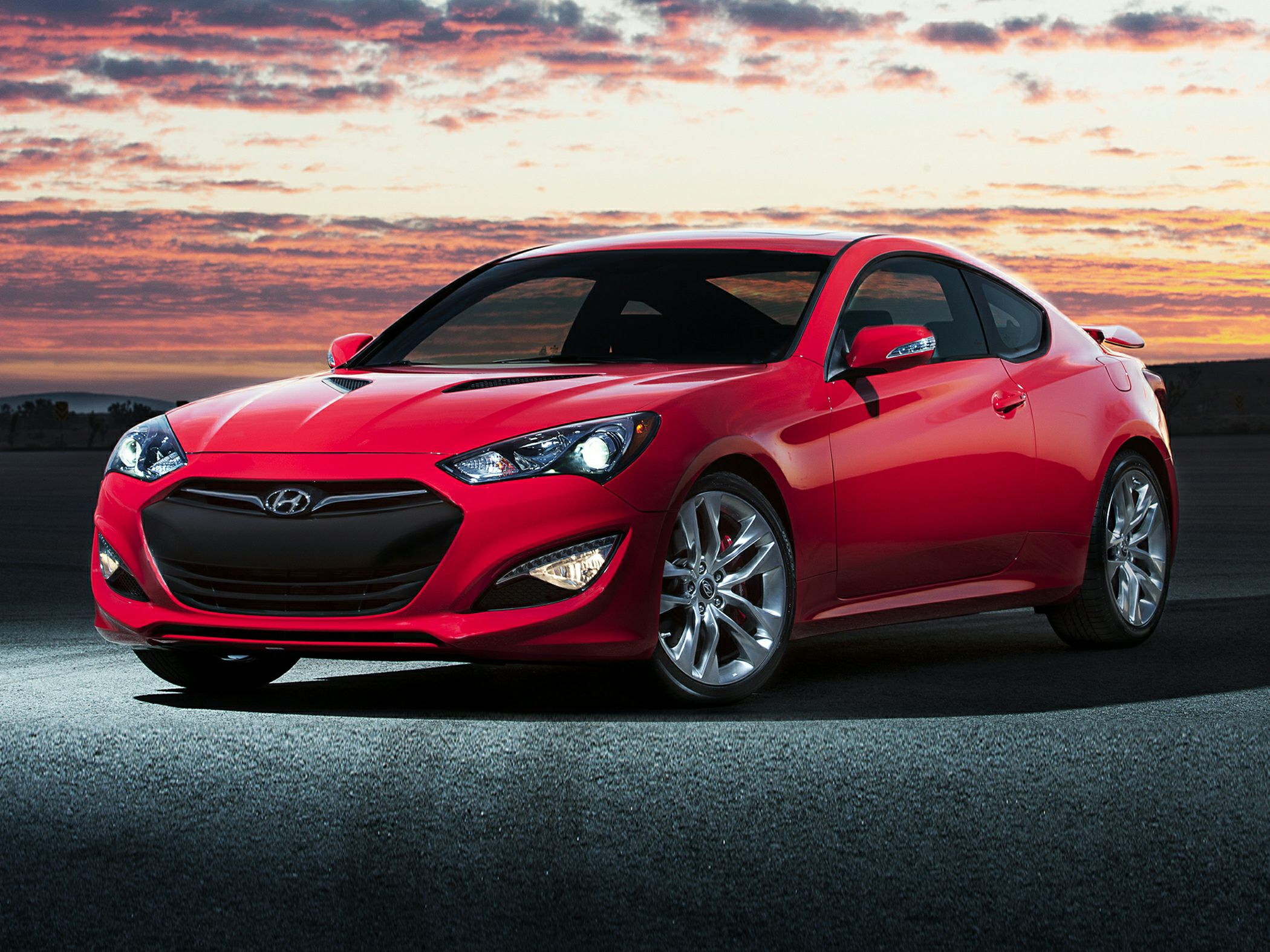 2014 Hyundai Genesis Coupe Photos Informations Articles Bestcarmag Com