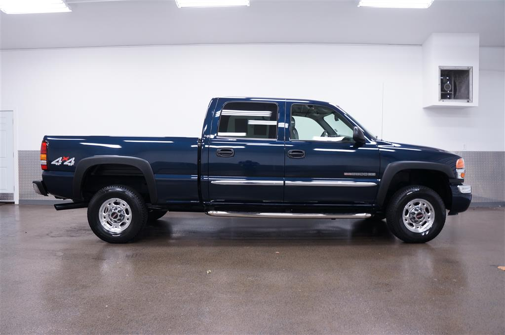 2006 GMC Sierra 2500hd #7