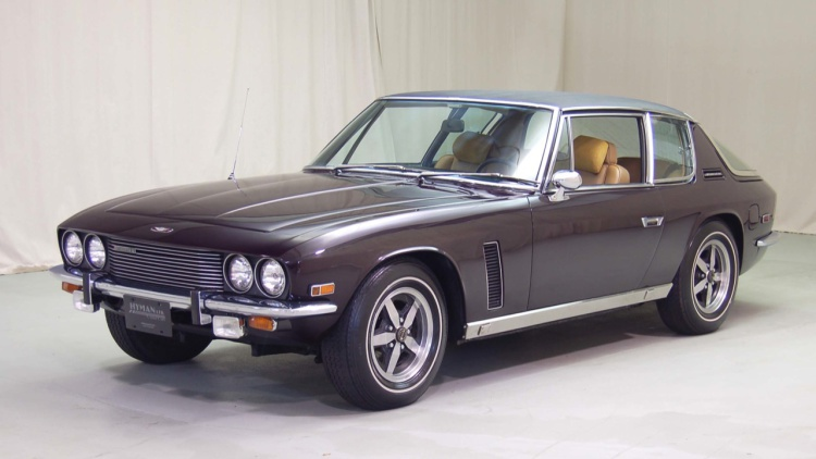 1973 Jensen Interceptor #2