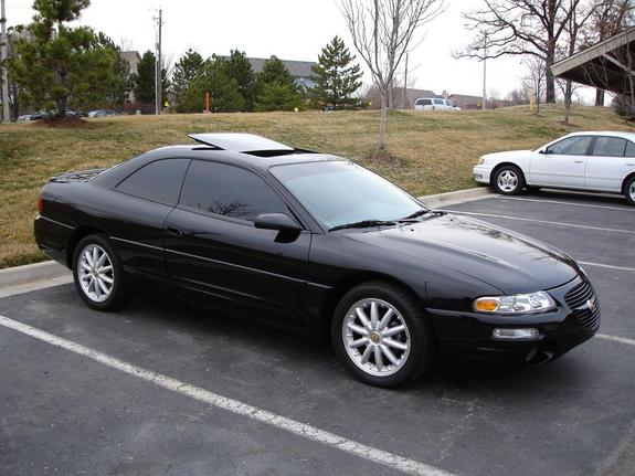 1997 Chrysler Sebring #7