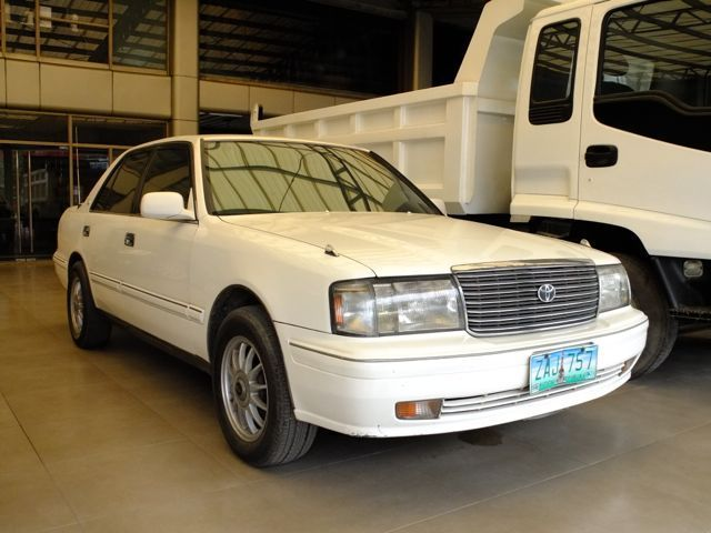 1996 Toyota Crown #10