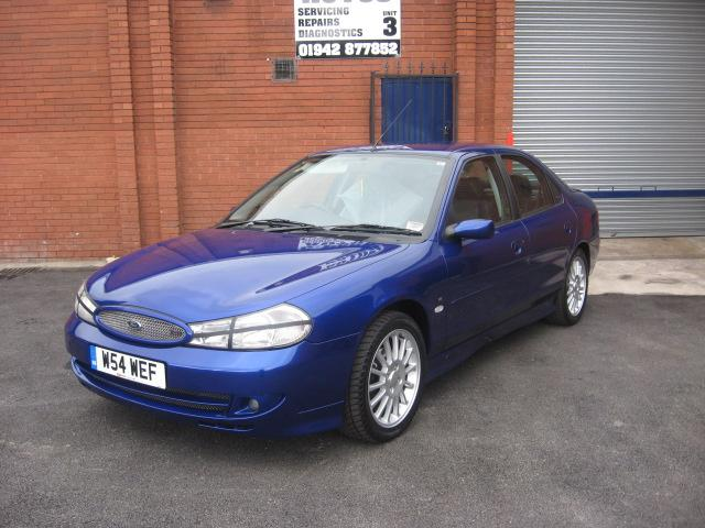 2000 Ford Mondeo #15