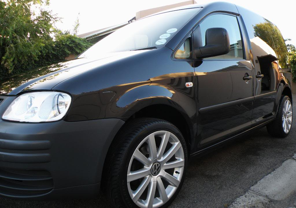 2005 Volkswagen Caddy #14