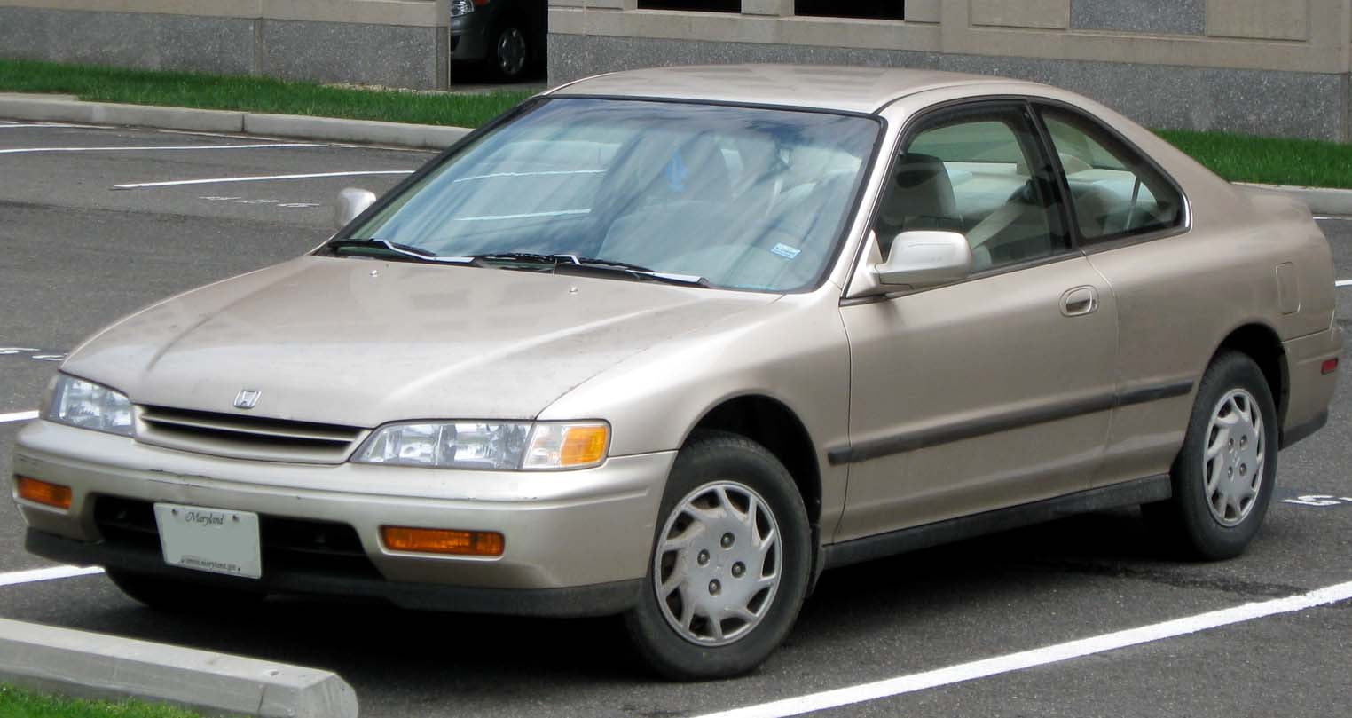 1995 Honda Accord #4