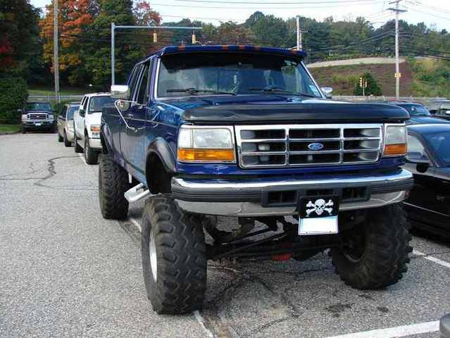 1992 Ford F-250 #2