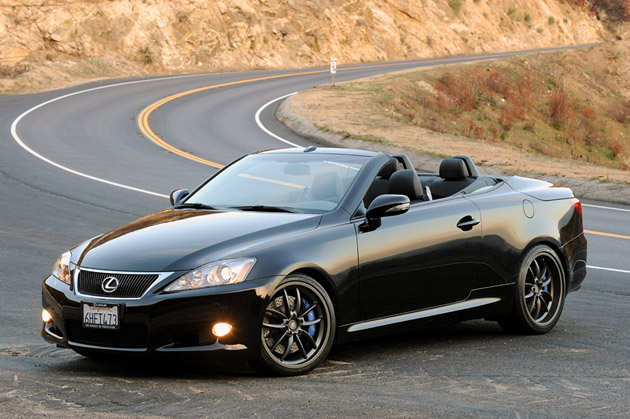 2011 Lexus Is 350 C #1