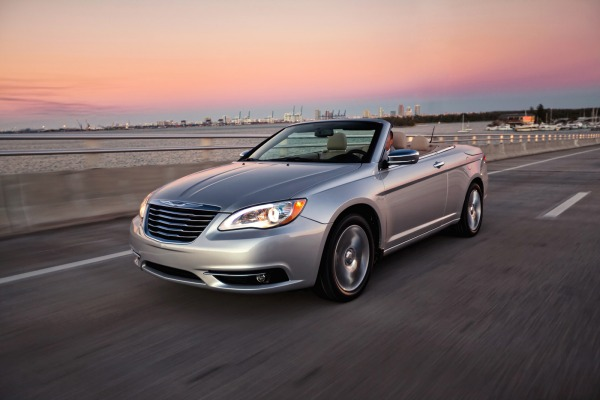 Chrysler 200 CONVERTIBLE #4