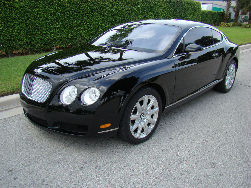 2004 Bentley Continental Gt #5