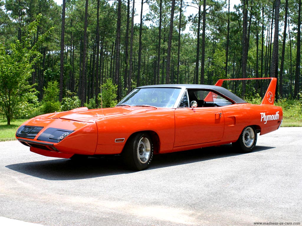 Plymouth Superbird Photos Informations Articles