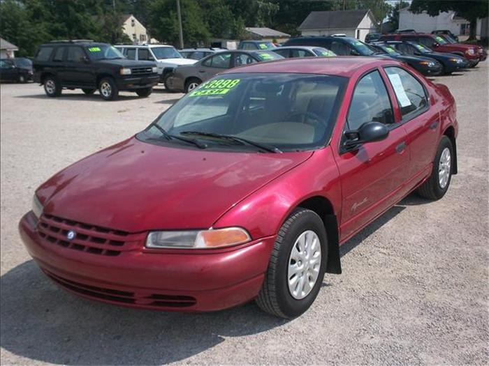 1998 Plymouth Breeze #5