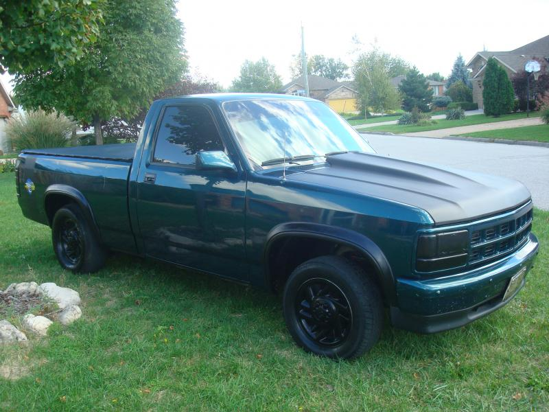 1993 Dodge Dakota #10