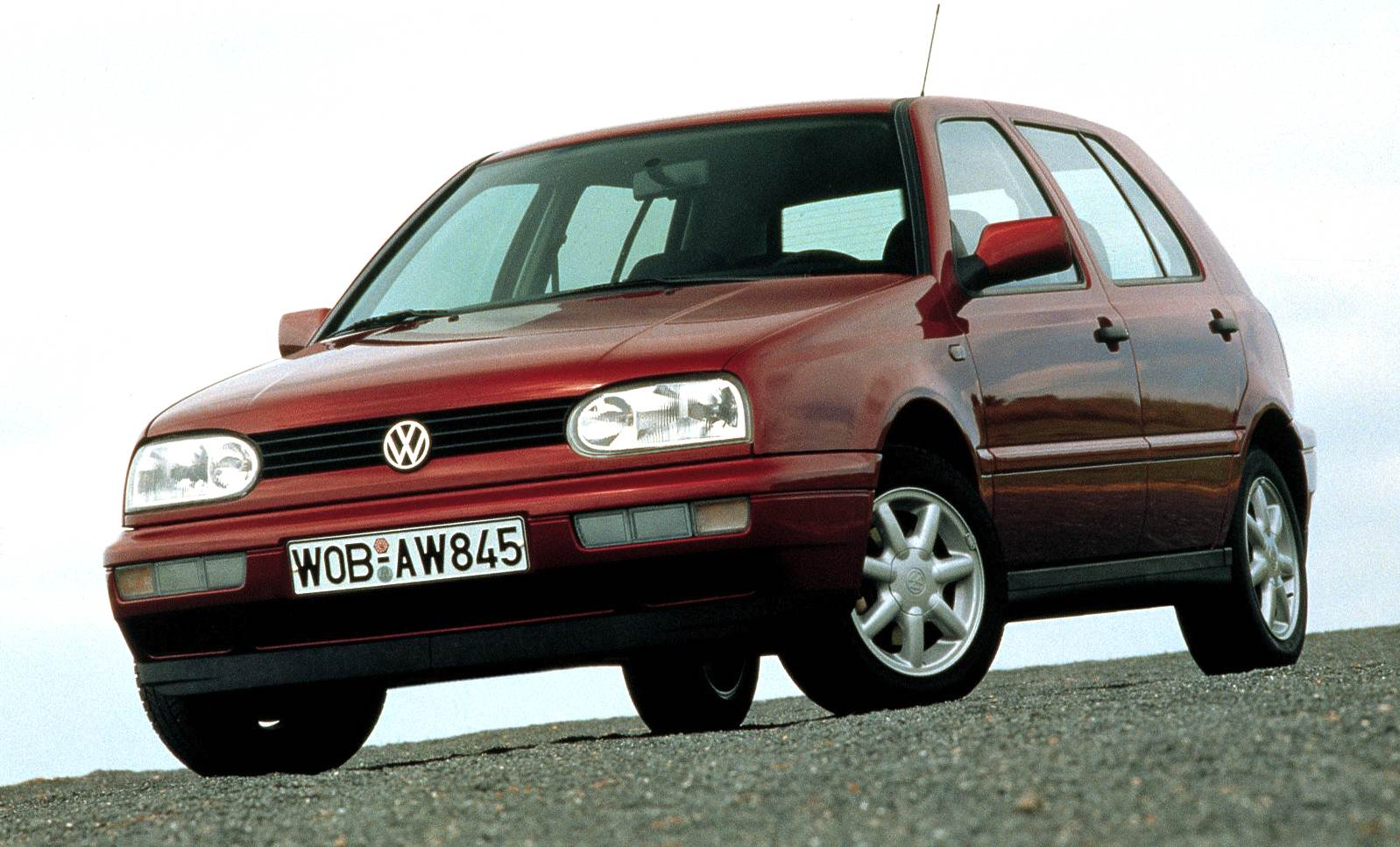 1996 Volkswagen Golf #2