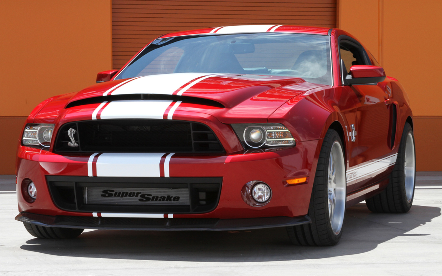 2014 Ford Shelby Gt500 #3