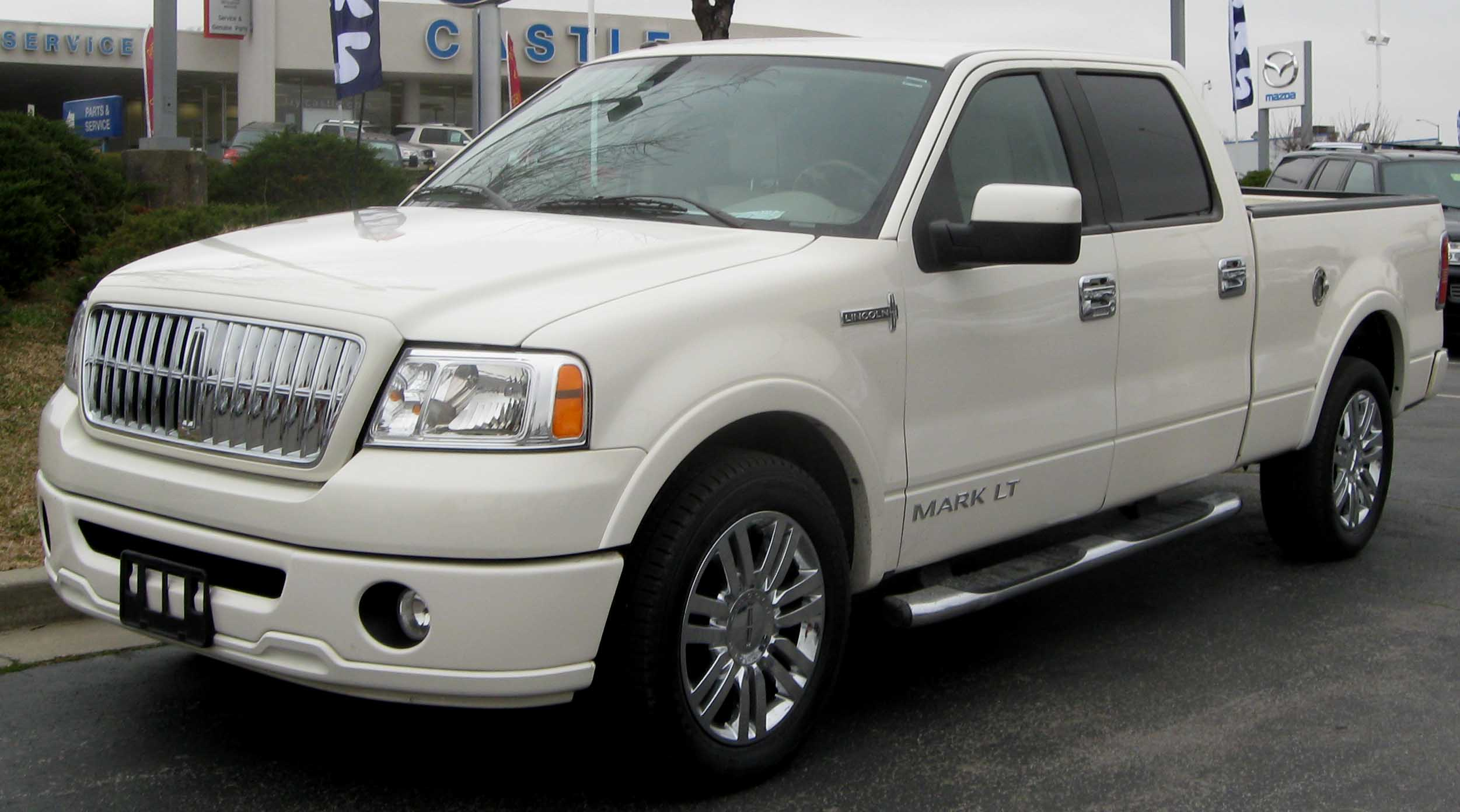 2006 Lincoln Mark Lt #1