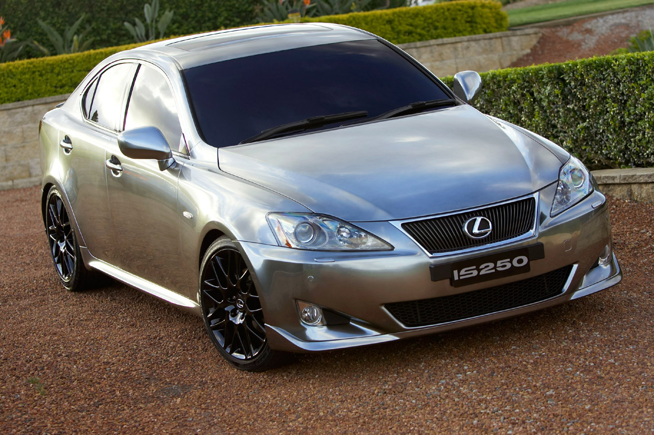 Lexus Is 250 #14