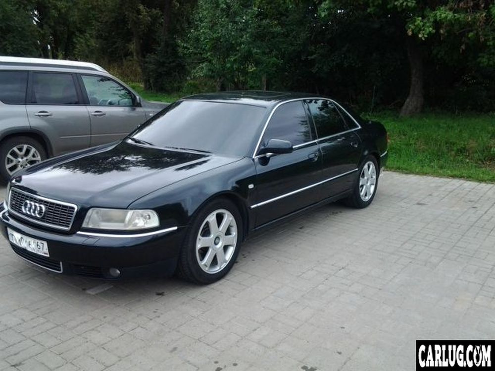 2001 Audi A8 Photos, Informations, Articles - BestCarMag.com