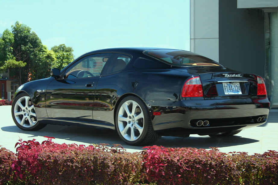 2002 Maserati Coupe Photos, Informations, Articles ...