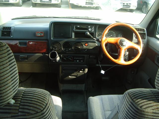 1995 Honda Step Wagon #14