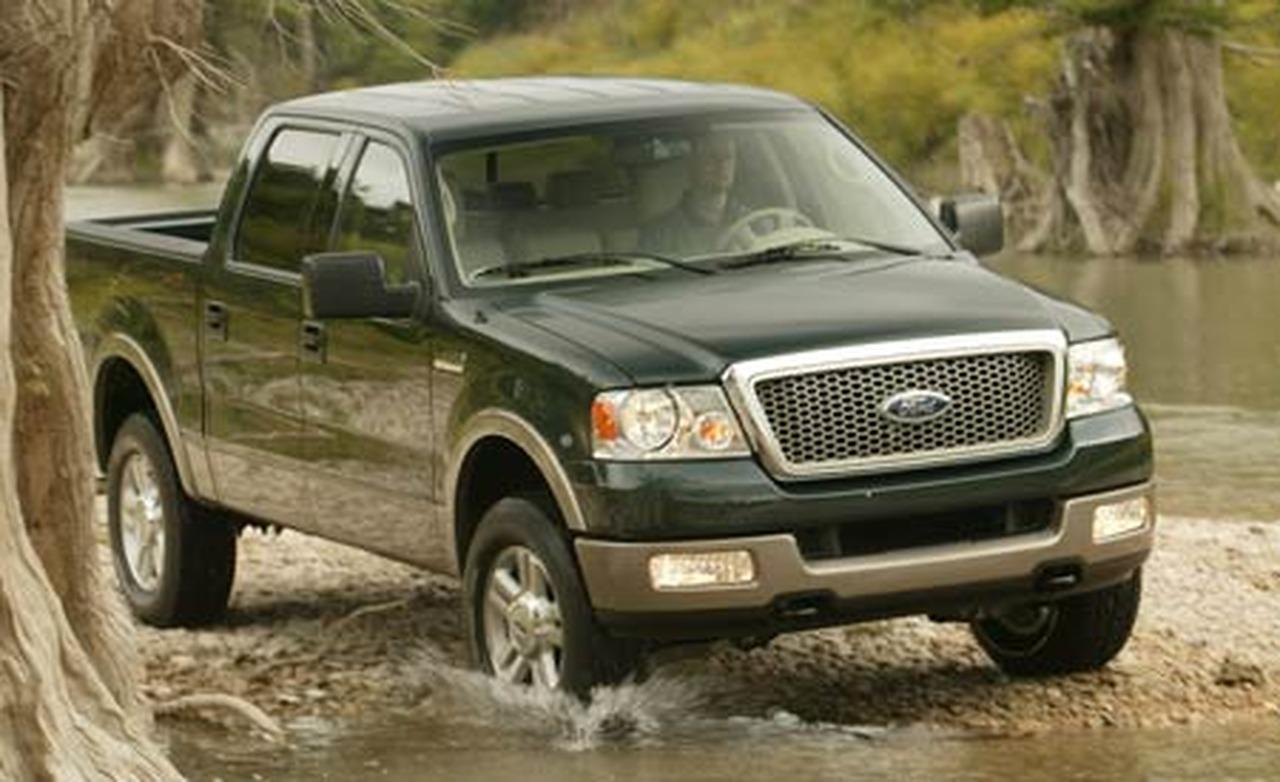 2004 Ford F-150 #10