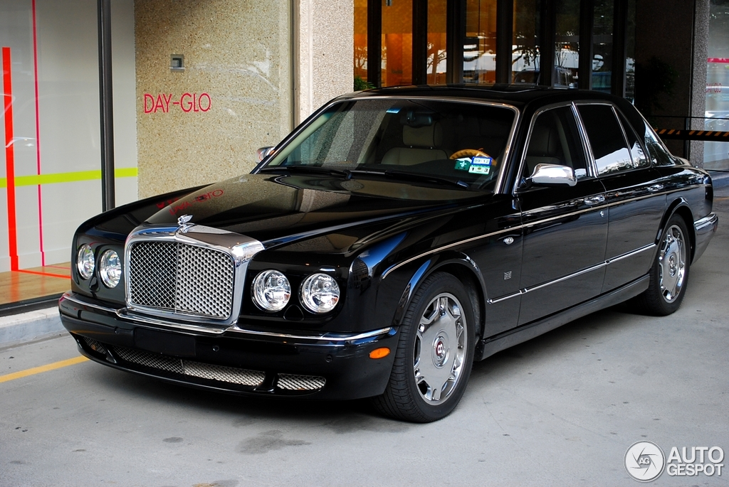 2010 Bentley Azure T #14