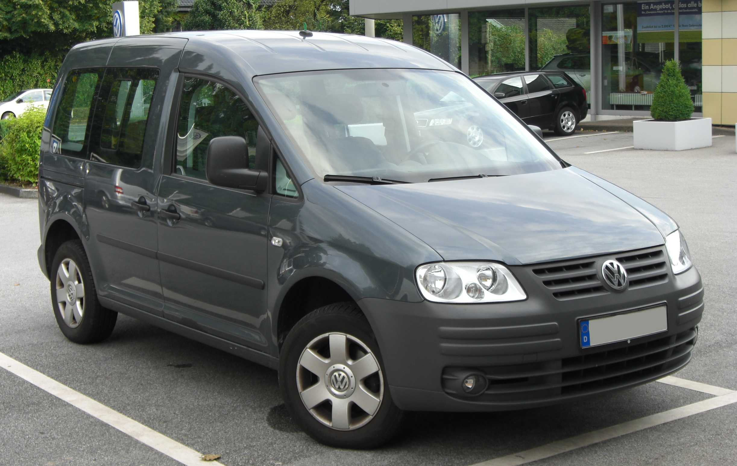 2009 Volkswagen Caddy #12