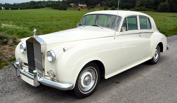 1960 Rolls royce Silver Cloud #3