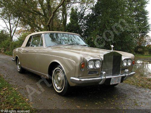 1967 Rolls royce Silver Shadow #10