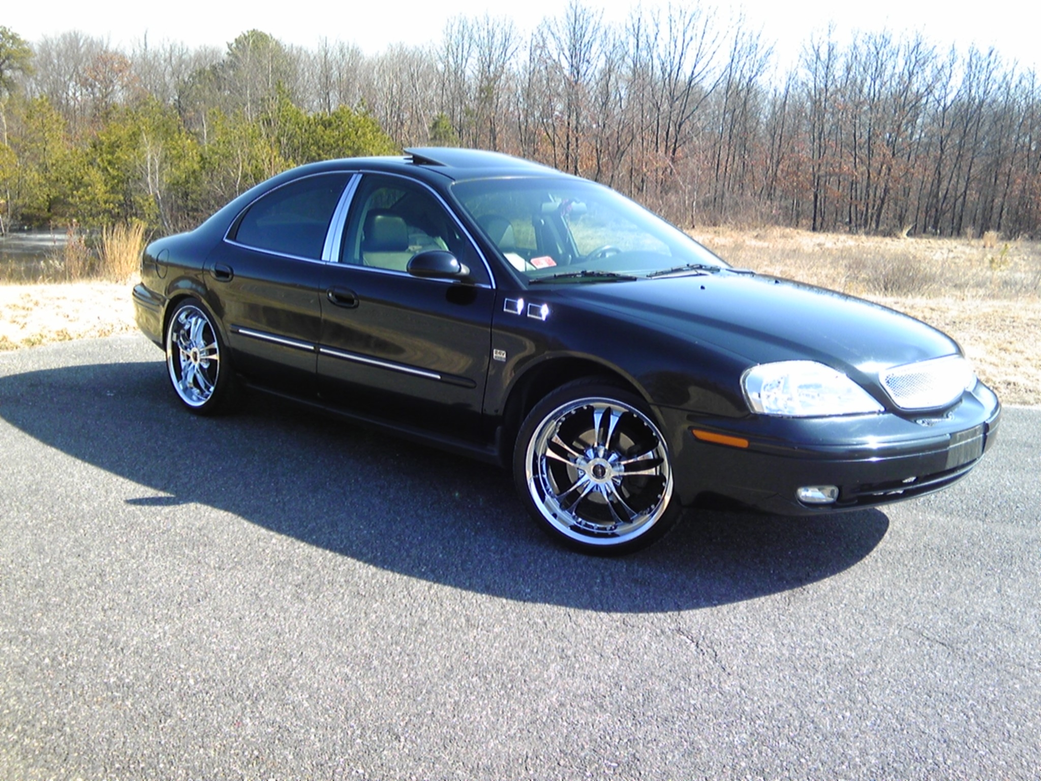 2001 Mercury Sable #9