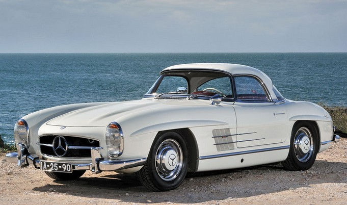 1965 Mercedes-Benz SL #15