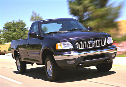 2000 Ford F-150 #14