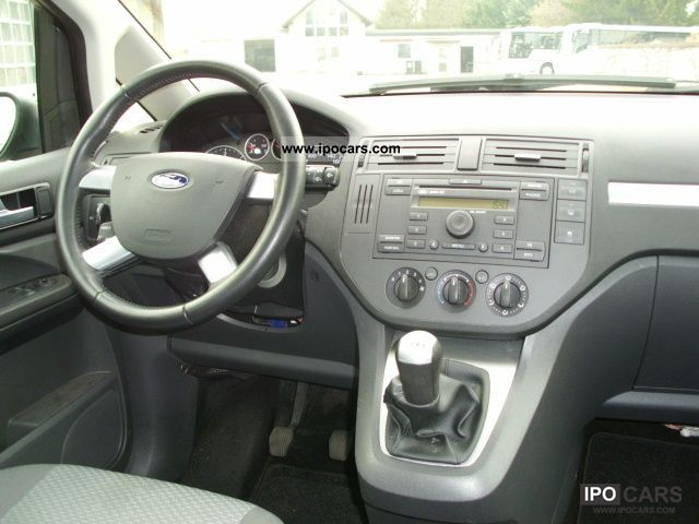 2004 Ford C-MAX #11