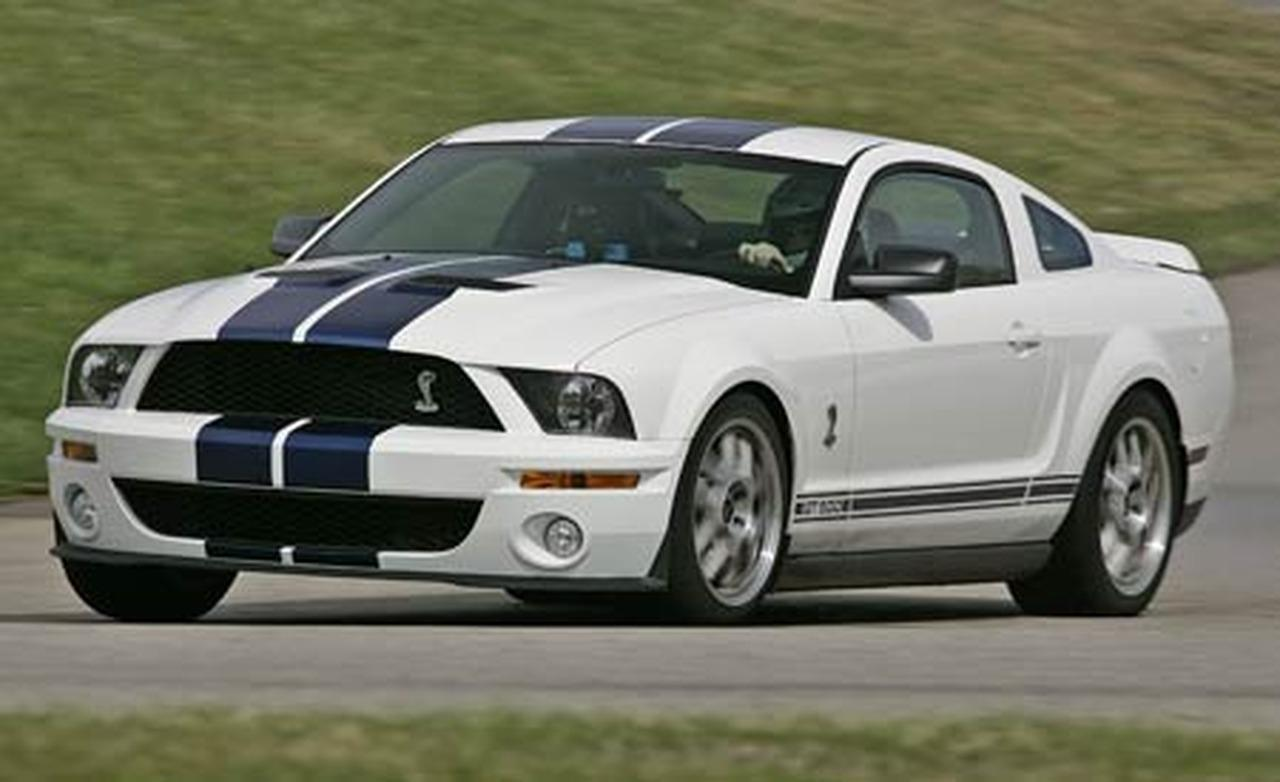 2007 Ford Shelby Gt500 #3