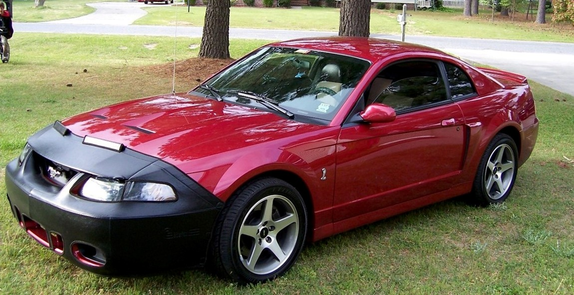 2003 Ford Mustang #8