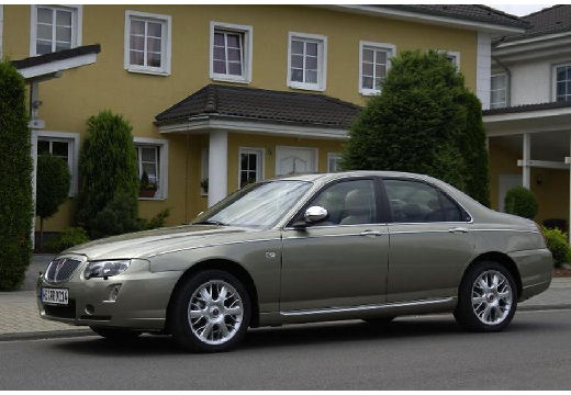 2005 Rover 75 Photos Informations Articles Bestcarmag
