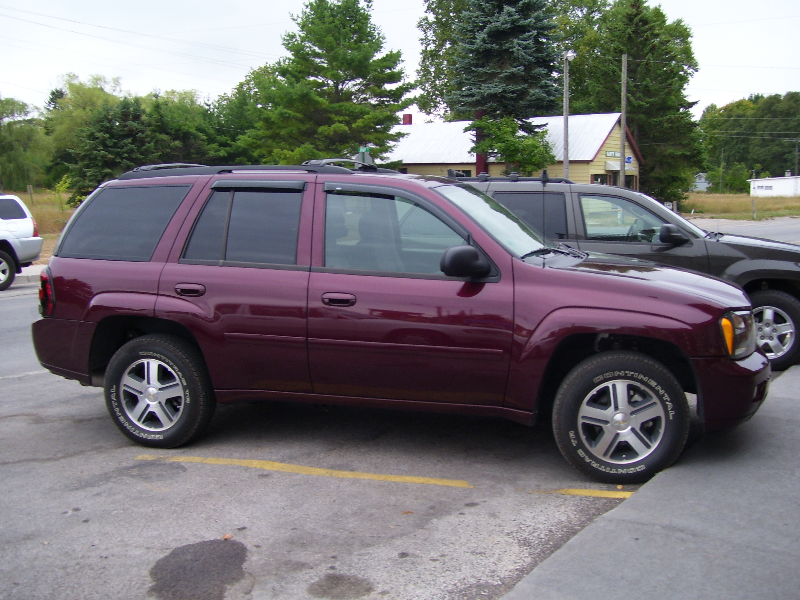 2007 Chevrolet Trailblazer #7