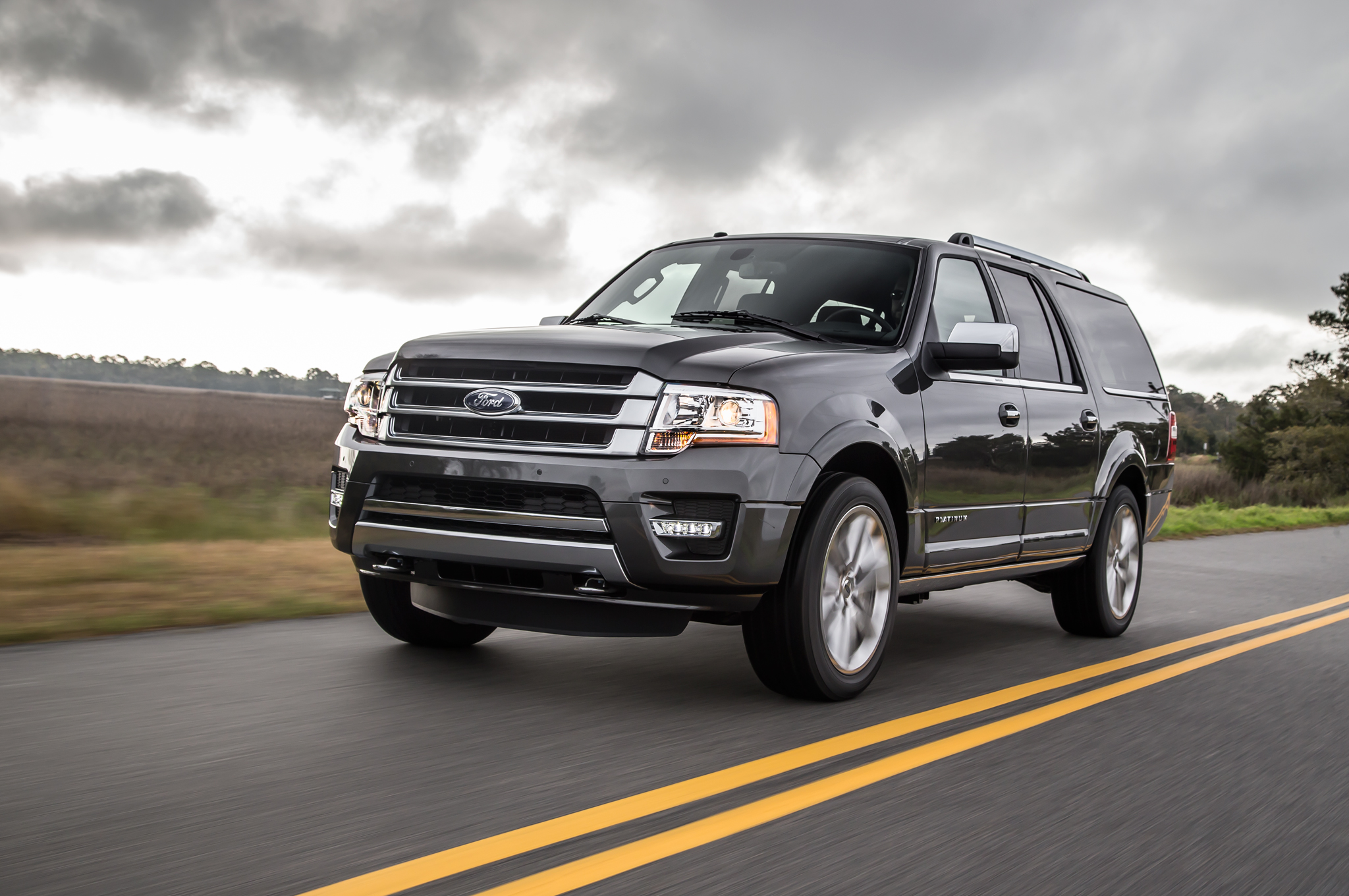 2015 Ford Expedition #4