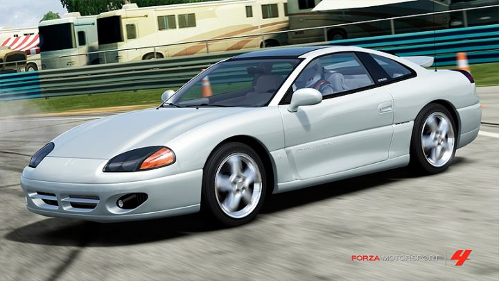 1996 Dodge Stealth #5
