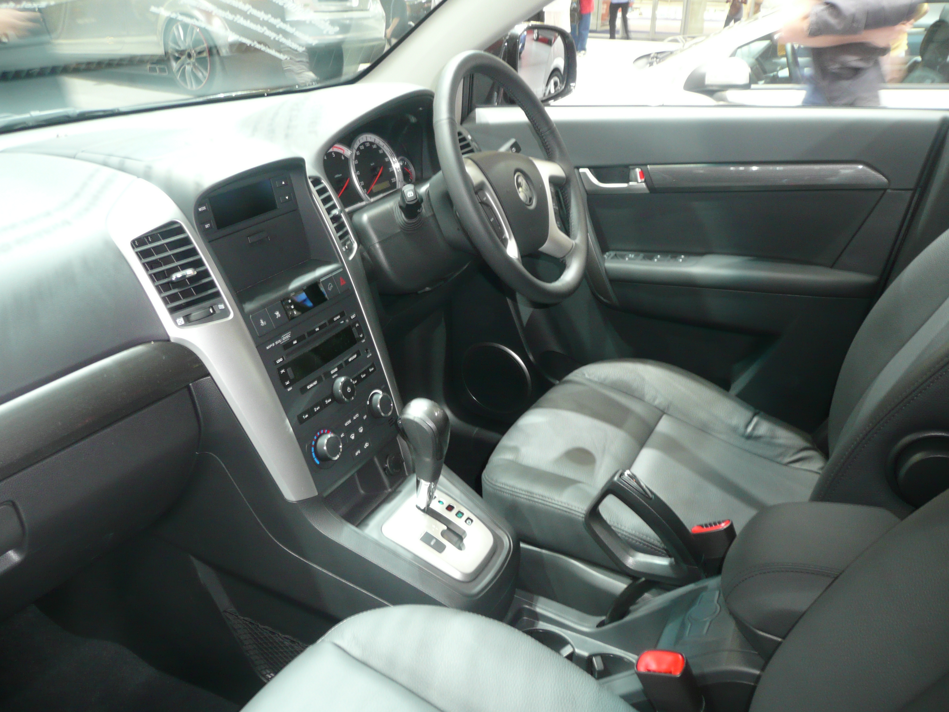 2008 Holden Captiva #14