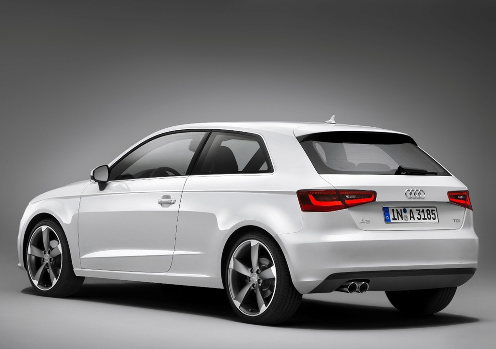 2012 Audi A3 Photos, Informations, Articles