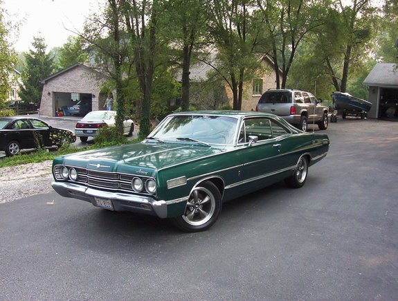 1967 Mercury Montclair #10
