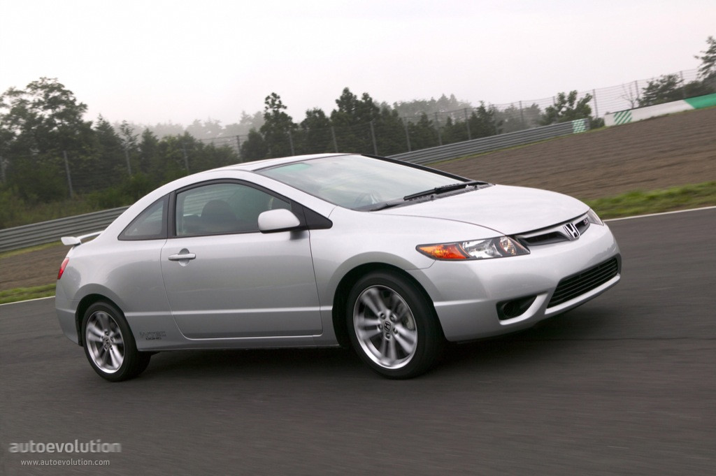 2006 Honda Civic #7