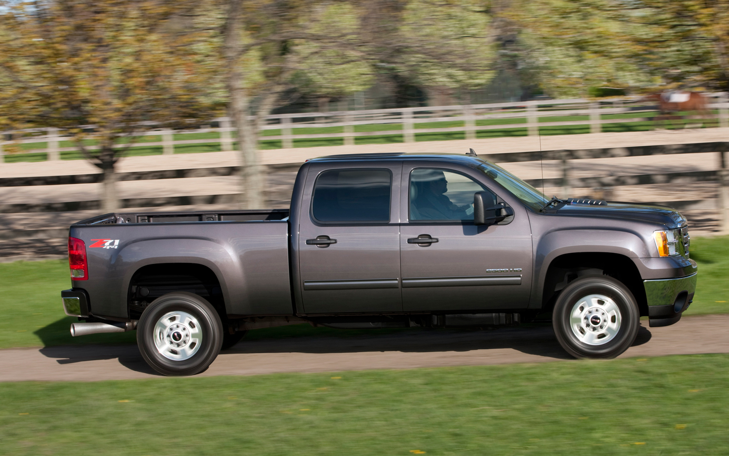 2013 GMC Sierra 2500hd #8