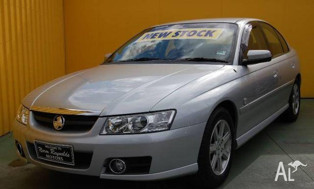 2004 Holden Berlina #8