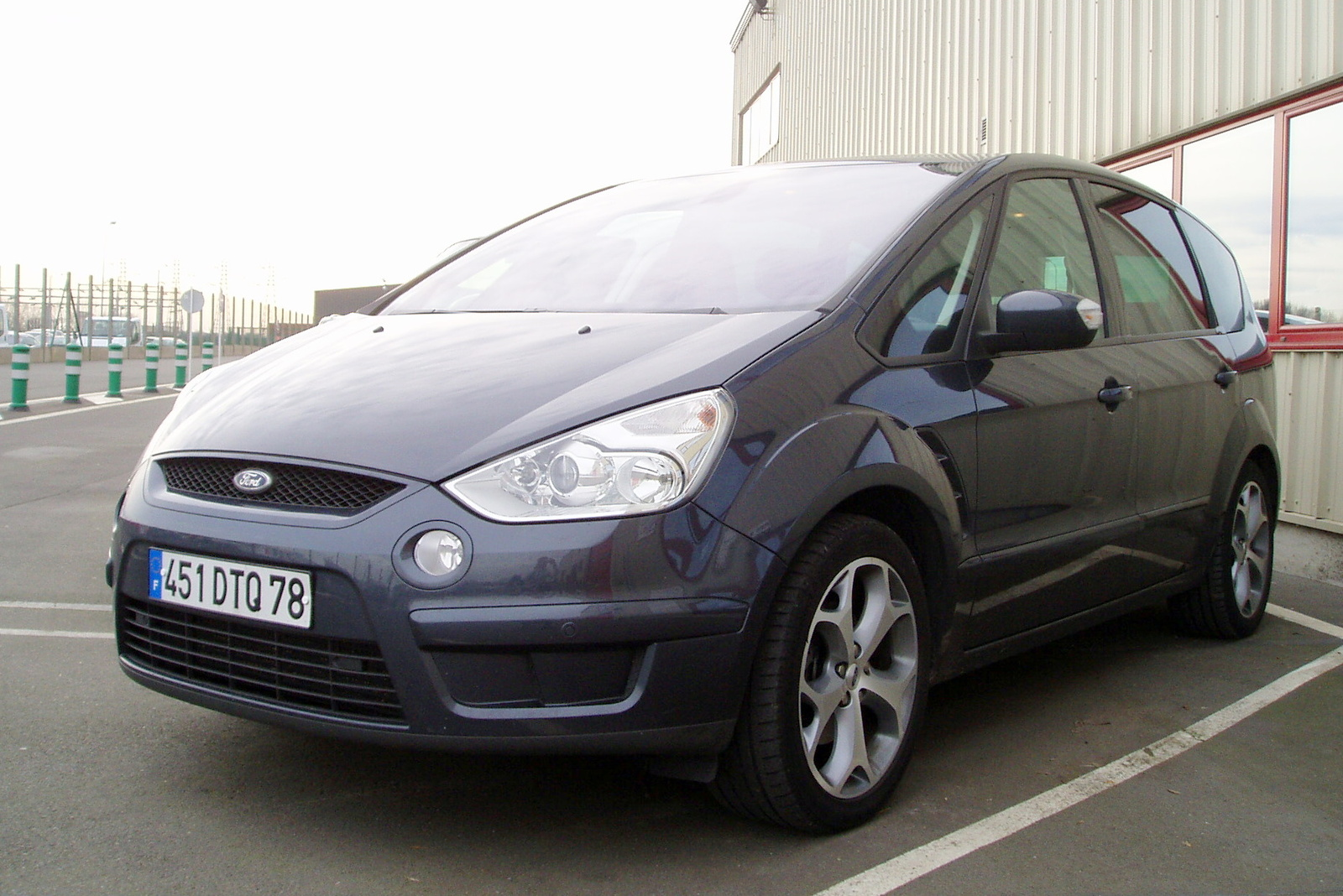 2006 Ford S-Max #6