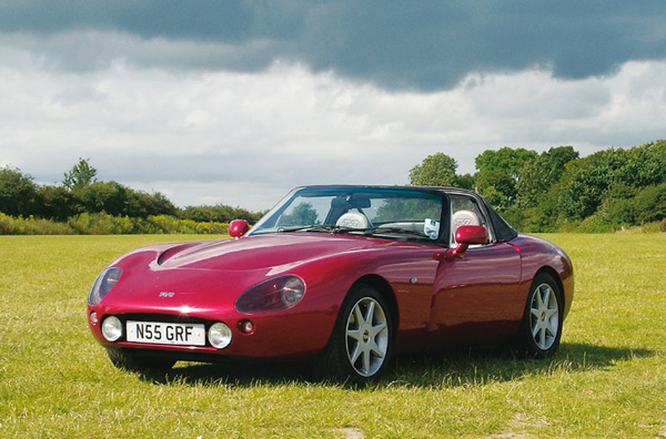 2002 TVR Griffith #9