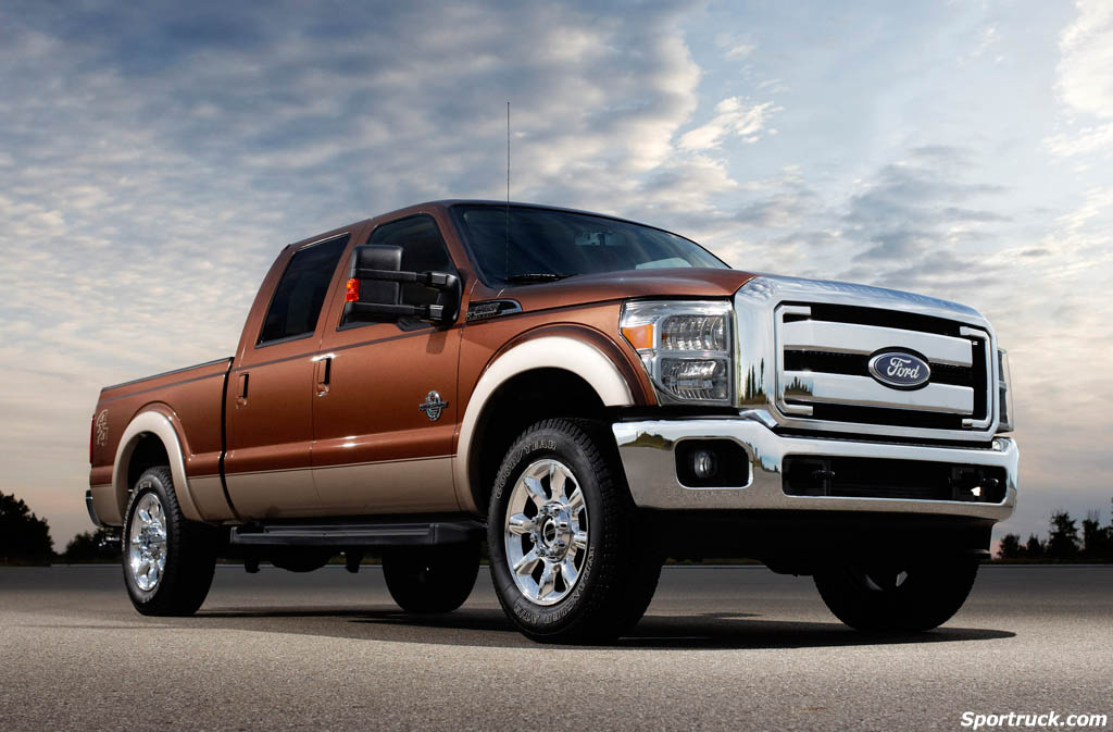 Ford F-250 Super Duty #5