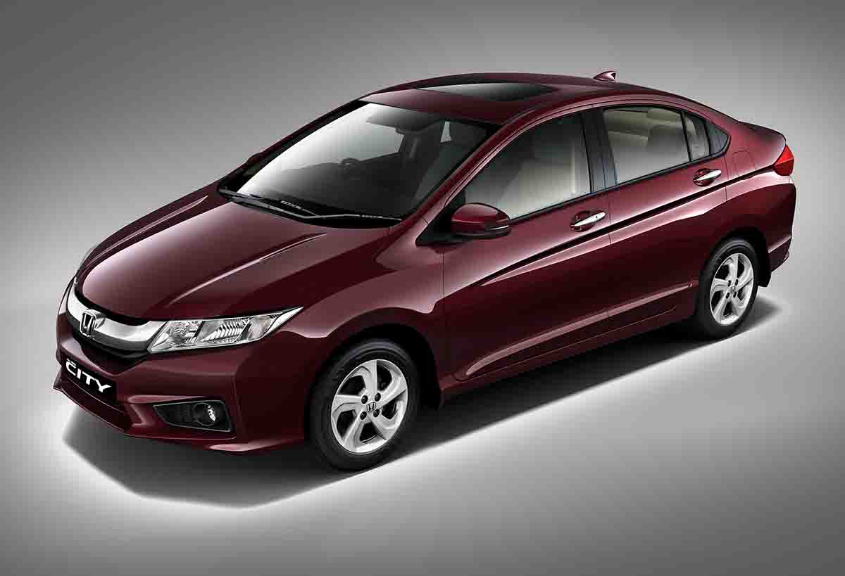 Honda City Photos Informations Articles