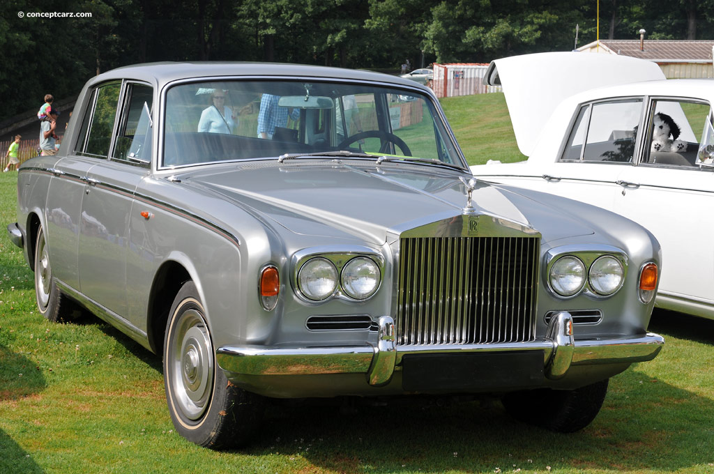 1967 Rolls royce Silver Shadow #7