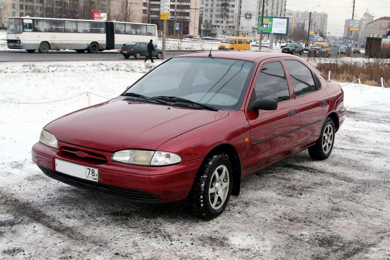 1996 Ford Mondeo #8