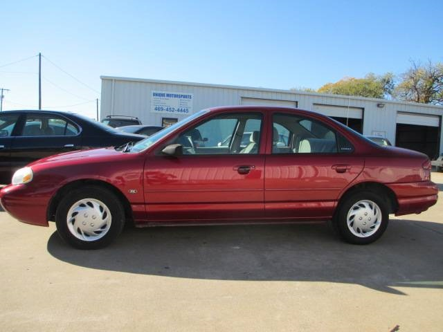2000 Ford Contour #13
